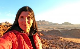 Jordania – refleksje zpustyni #1