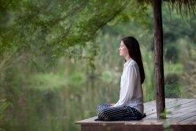 Czybać się medytacji?